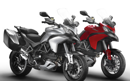 Ducati Multistrada e Diavel 'Moto dell'Anno' in Germania