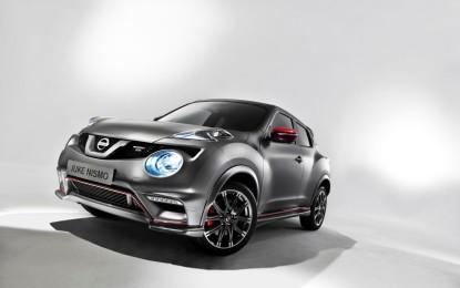 Ginevra live: Nuovo Nissan Juke Nismo RS