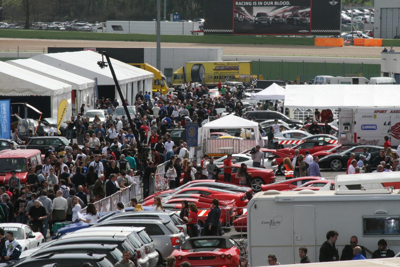 Tutto pronto per il 3° Roma Festival of Speed