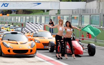 Roma Festival of Speed: club ufficiali in pista