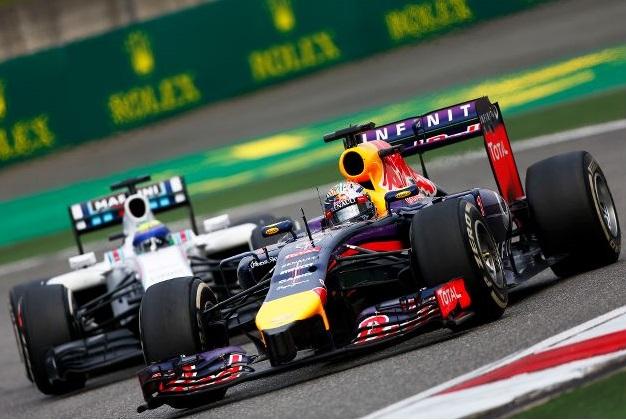 Renault : il bilancio del GP della Cina