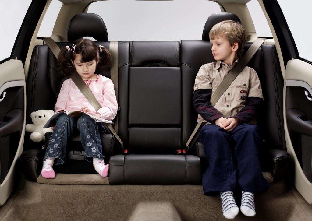 Volvo: 50 anni per la sicurezza dei bambini