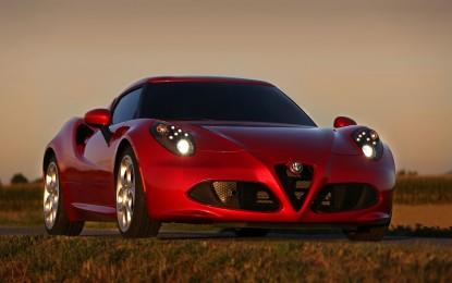 Al via l'esclusivo 'Tour 4C' firmato Alfa Romeo