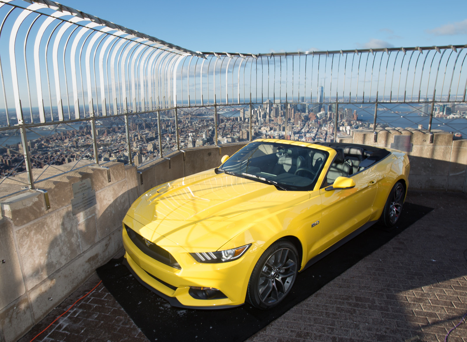Mustang, l'Empire e la '50 Year Edition'