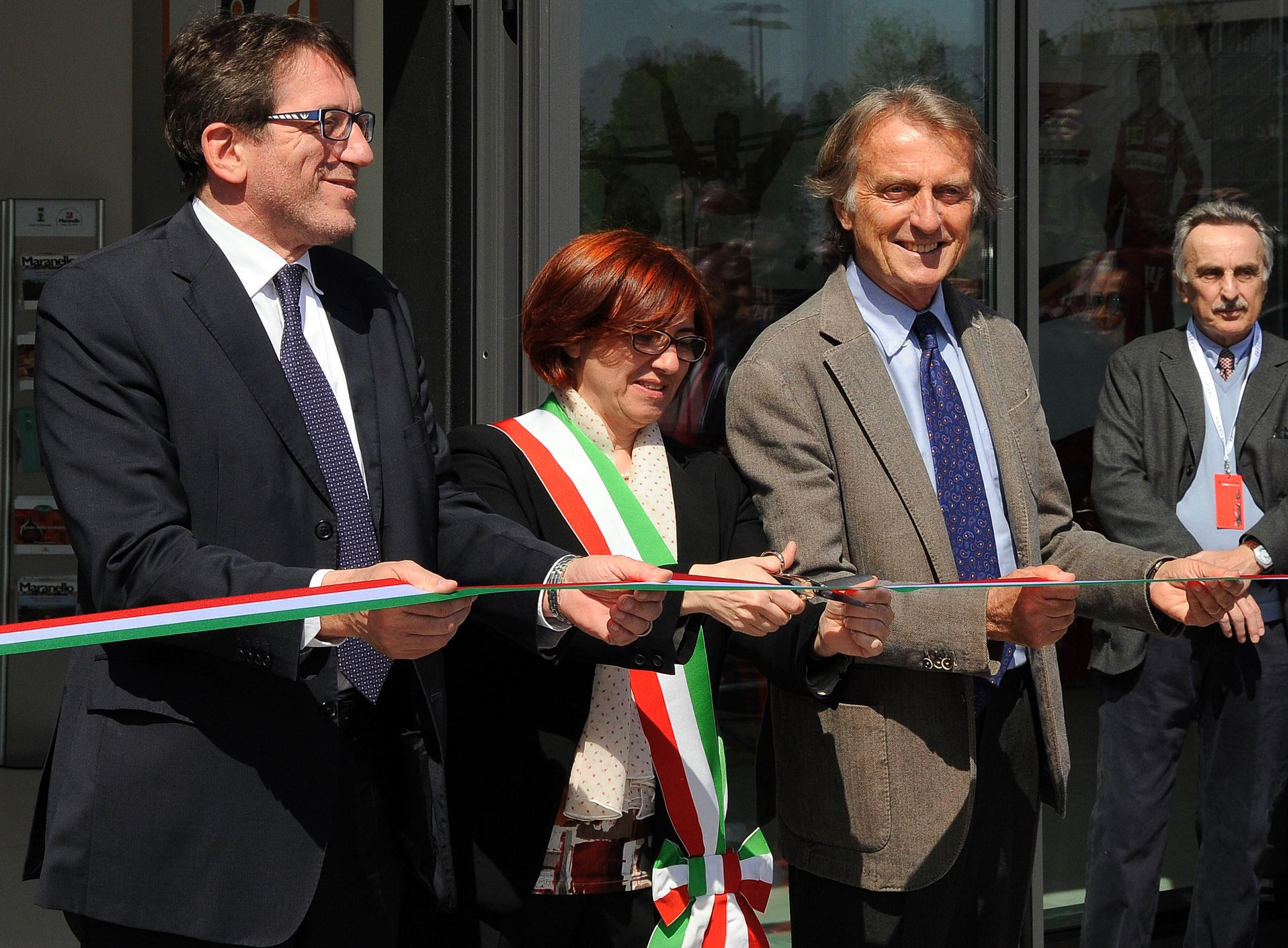 Inaugurata la nuova area del Museo Ferrari