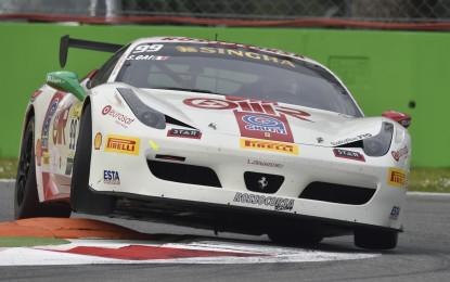 Ferrari Challenge: primo giorno a Monza