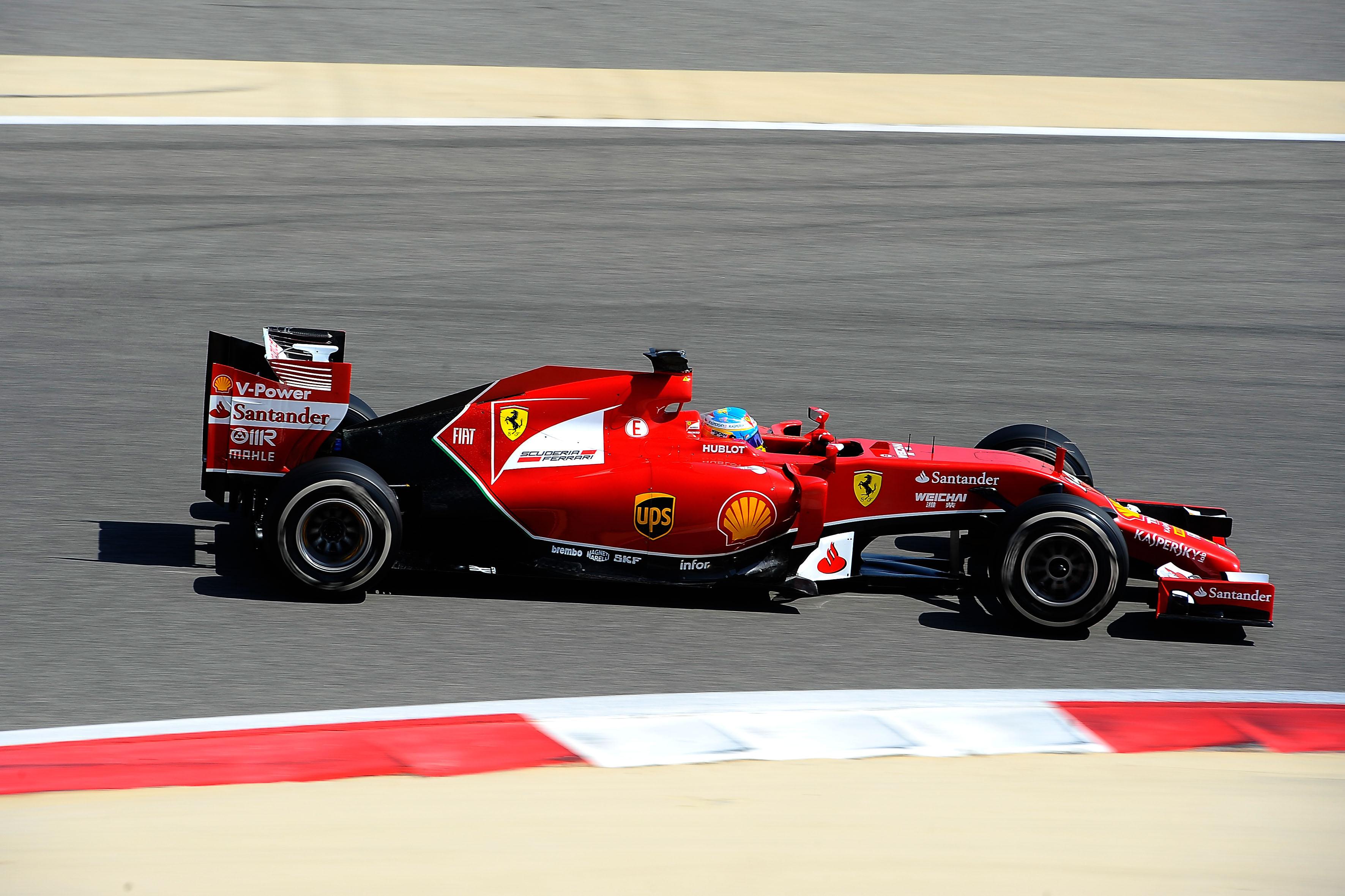 Alonso 3° e Raikkonen 6° nelle prime libere