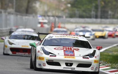 Monza apre la stagione con il Ferrari Challenge