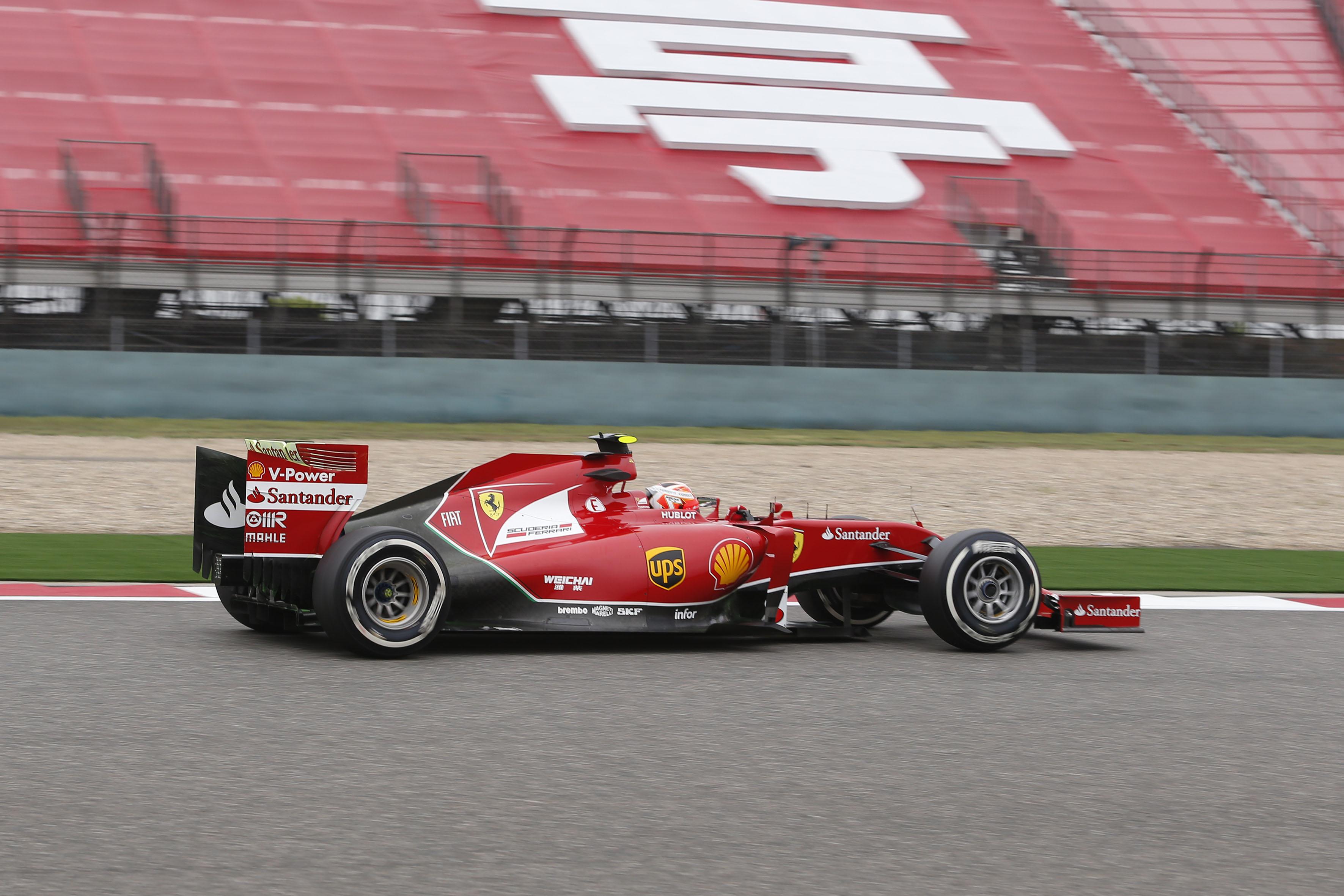 Ferrari: il punto sulle libere in Cina