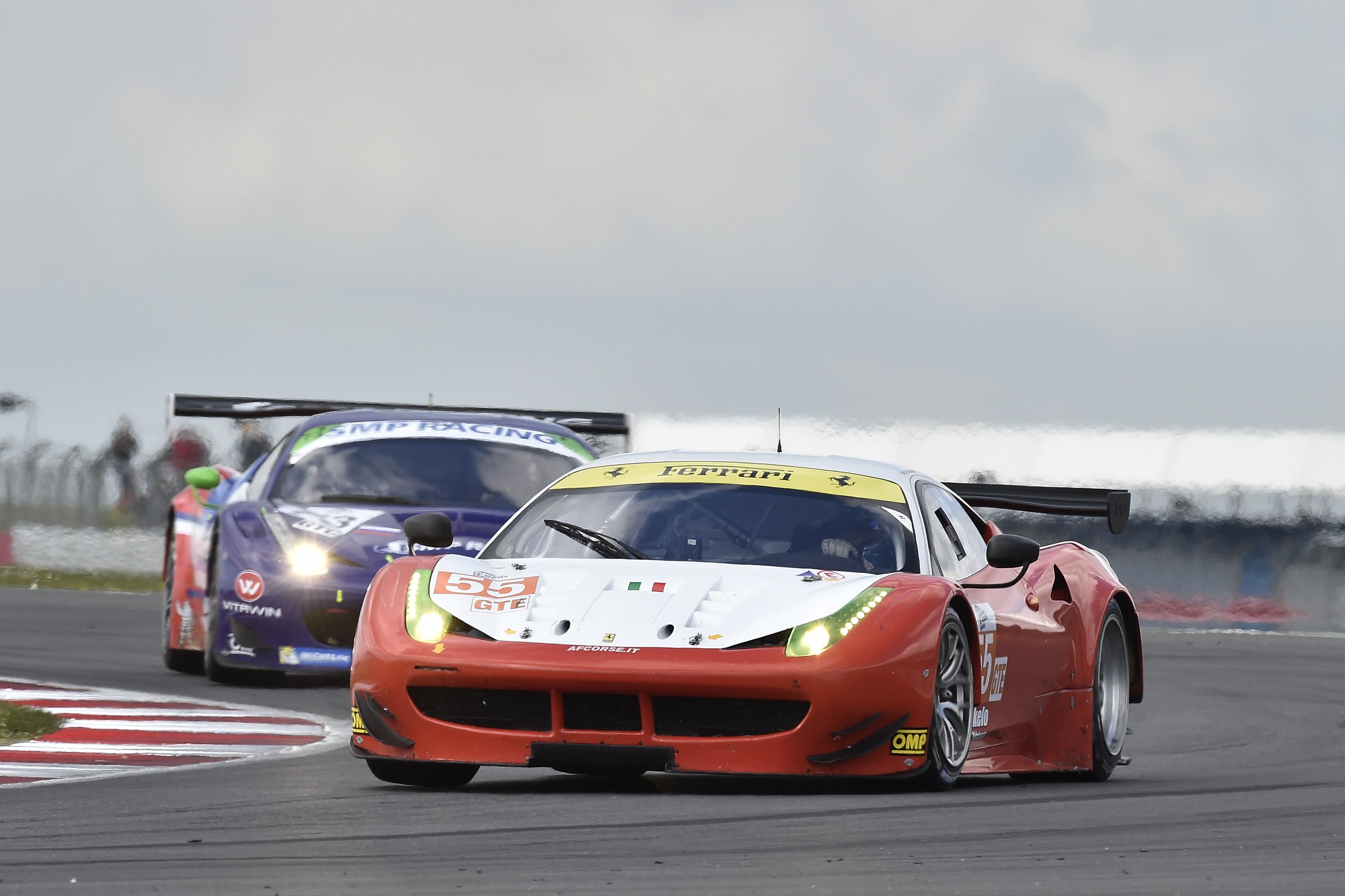 ELMS: doppietta e tripletta per le Ferrari
