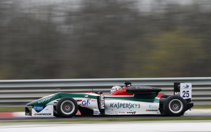 All'Hungaroring un test di 'Fuoco'