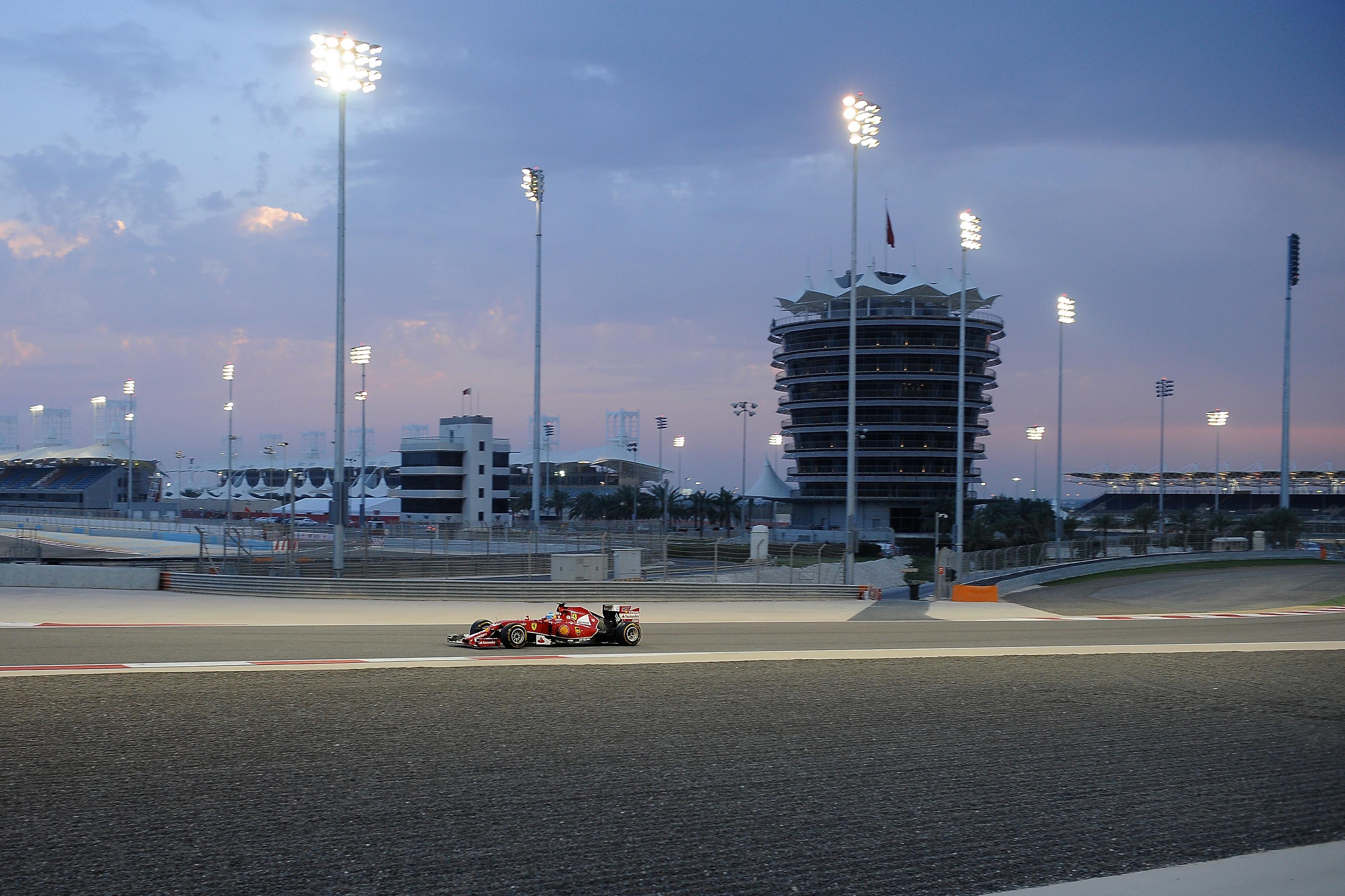 F1: i set scelti dai piloti per il Bahrain