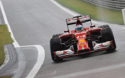 Ferrari: dalla Cina con la testa alla Spagna