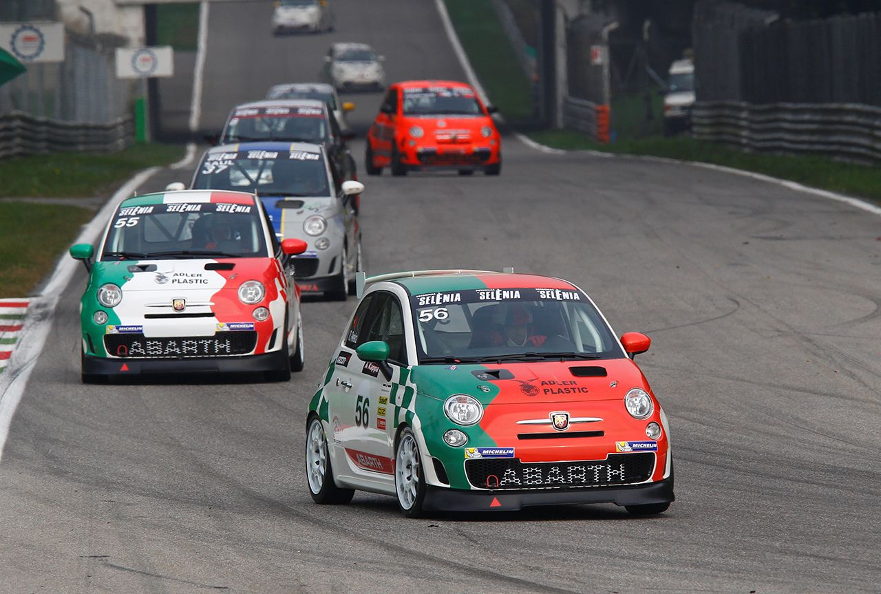 """My First Race"": Abarth per i giovani"