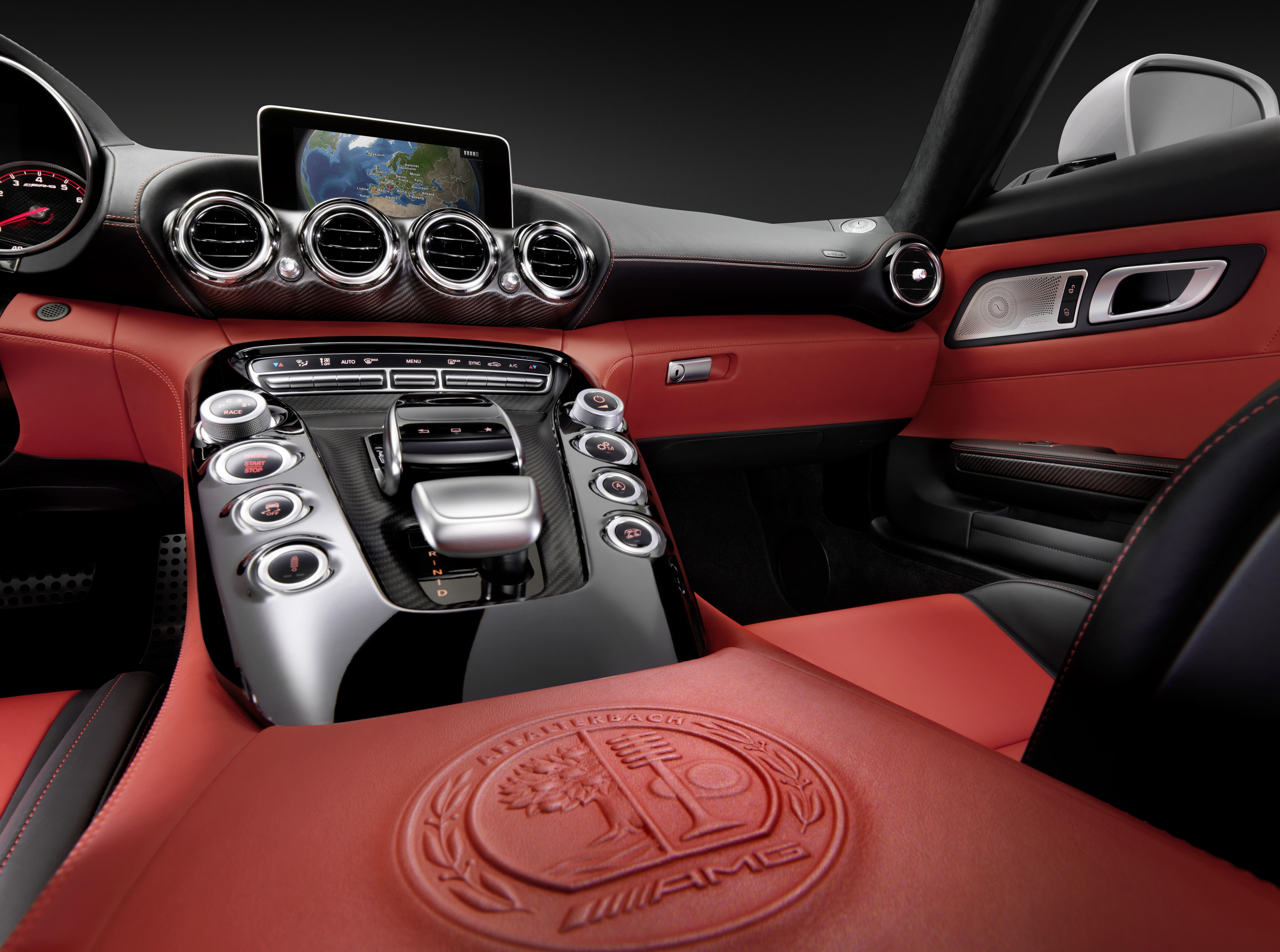 Mercedes-AMG GT: sportività assoluta