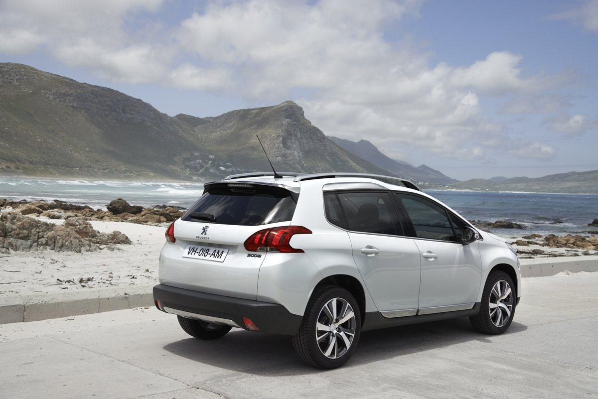 Peugeot 2008 a quota 300mila!