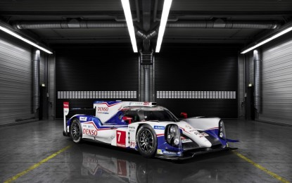 Nuova era per Toyota Racing con la TS040 Hybrid