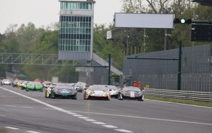 Lamborghini: Gara 2 a Pavlovic-Piscopo