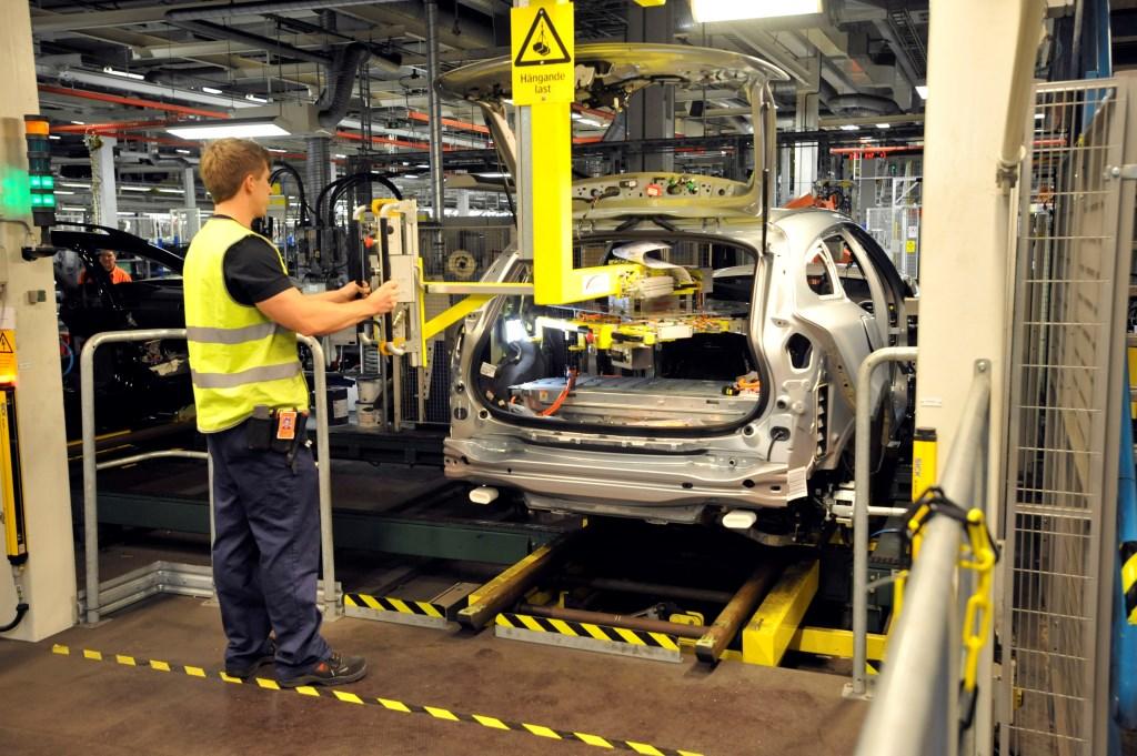 Volvo Car Torslanda celebra 50 anni di successi