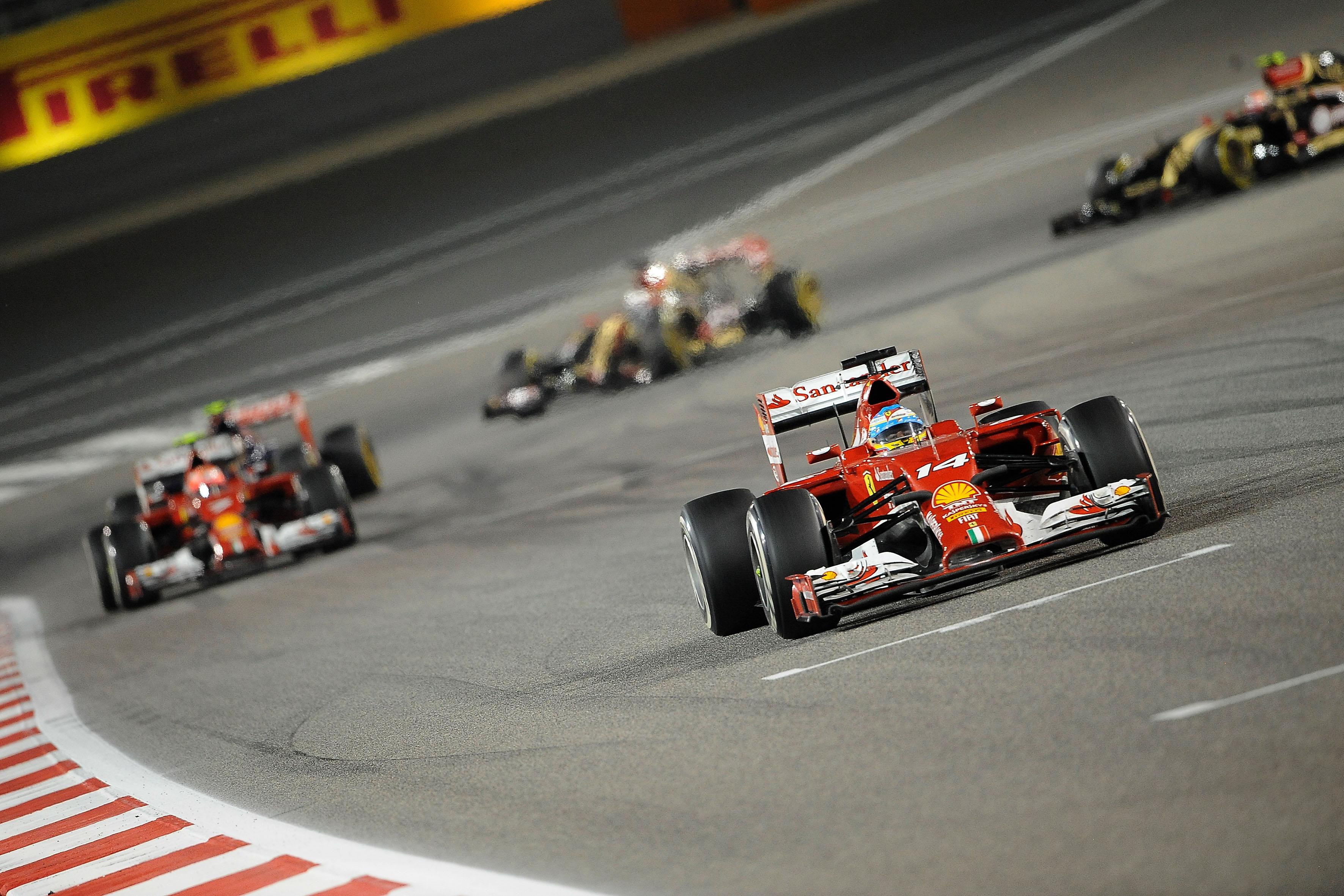 Ferrari: il punto sulla gara a Sakhir
