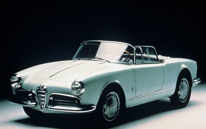 Alfa Romeo a 'Milano AutoClassica 2014'