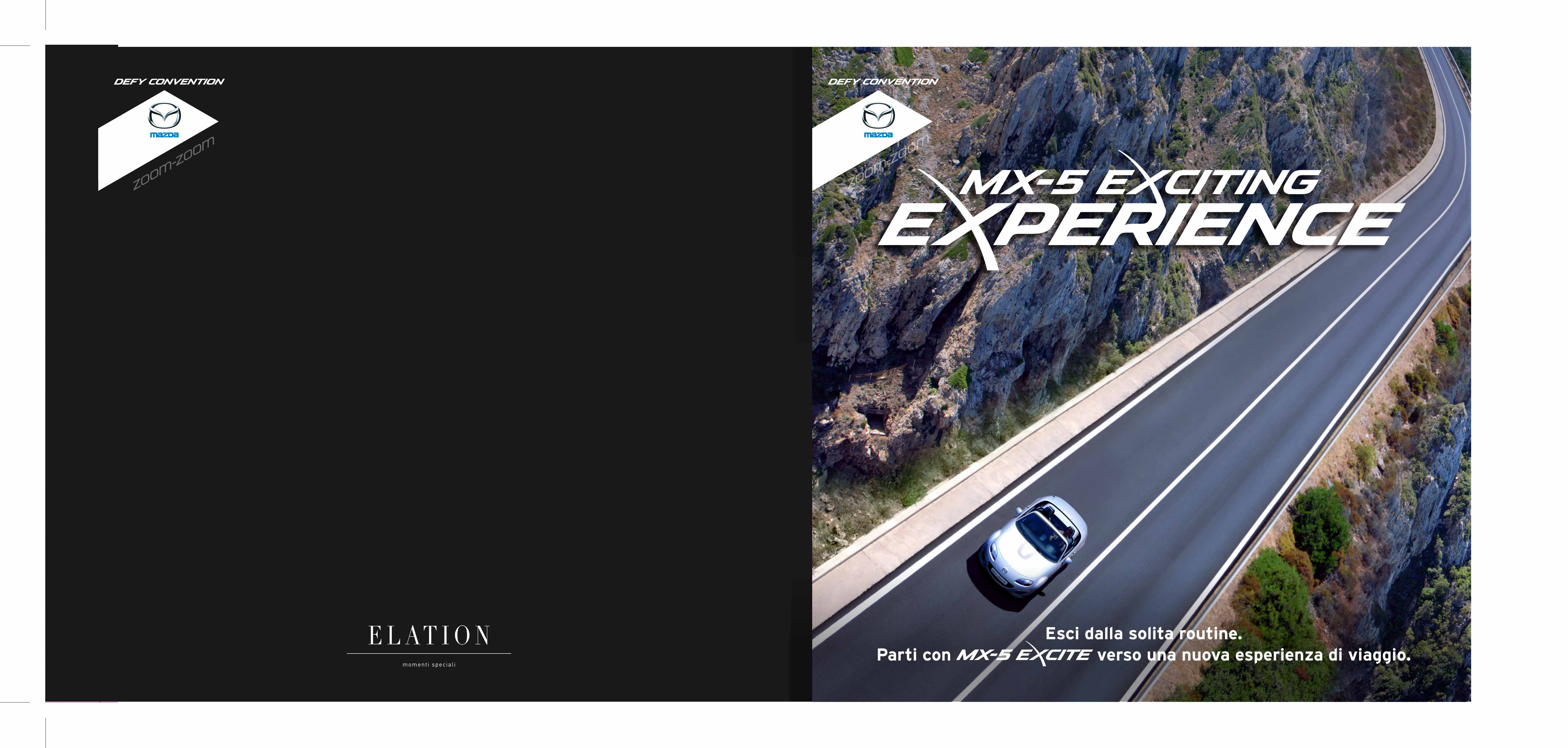 Mazda Exciting Experience