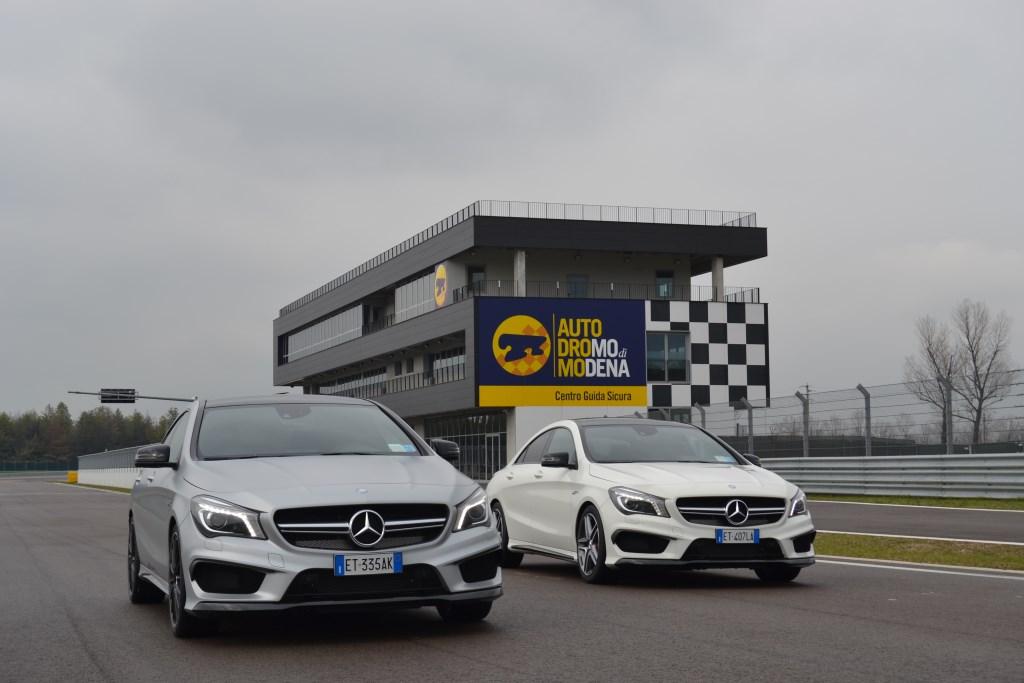 Una nuova Star per l'AMG Driving Academy