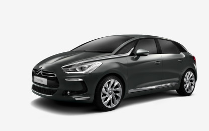 "CITROËN partner della mostra ""100% Original Design"""