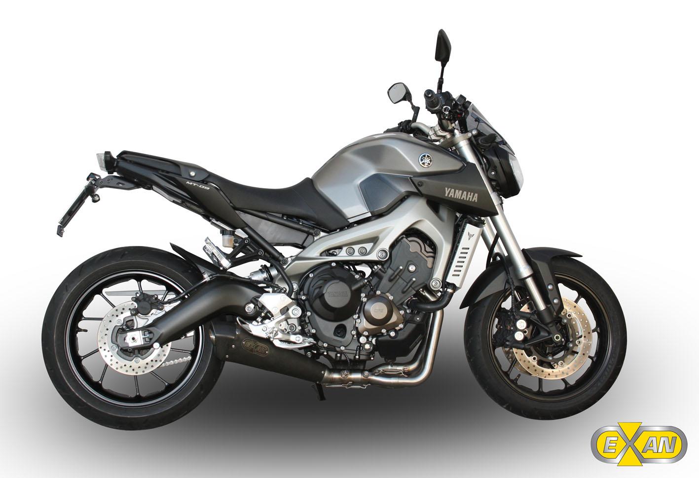 Exan per Yamaha MT-09