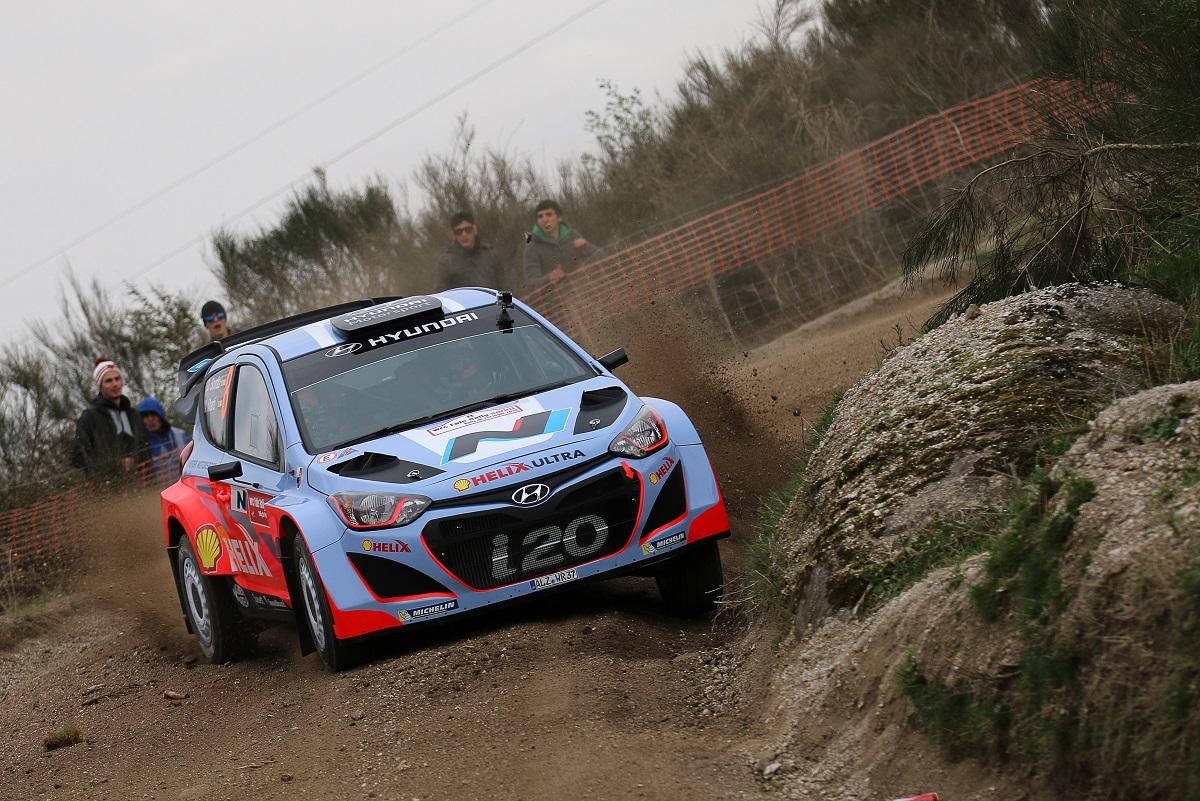 Hyundai Shell World Rally Team pronto per il Portogallo