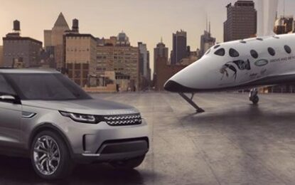 "Land Rover Concept SUV ""Discovery Vision"""