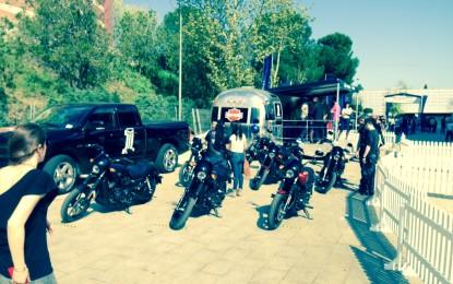 """Motori accesi per """"#HD STREET 750 ON TOUR"""""""