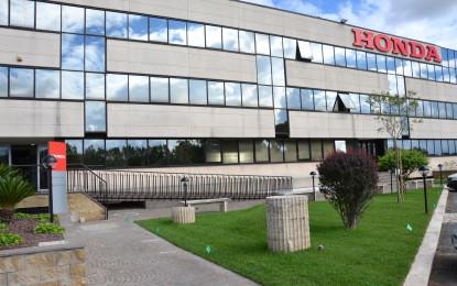 Nasce Honda Motor Europe Ltd. Italia