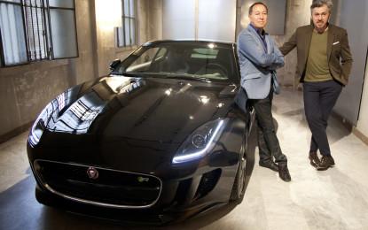DCJ Table, ispirata a Jaguar