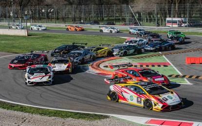 Lamborghini Blancpain: avvio nel segno di Palma
