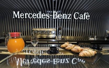 Mercedes-Benz Café