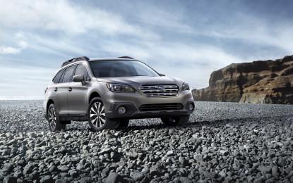 Subaru Outback 15MY