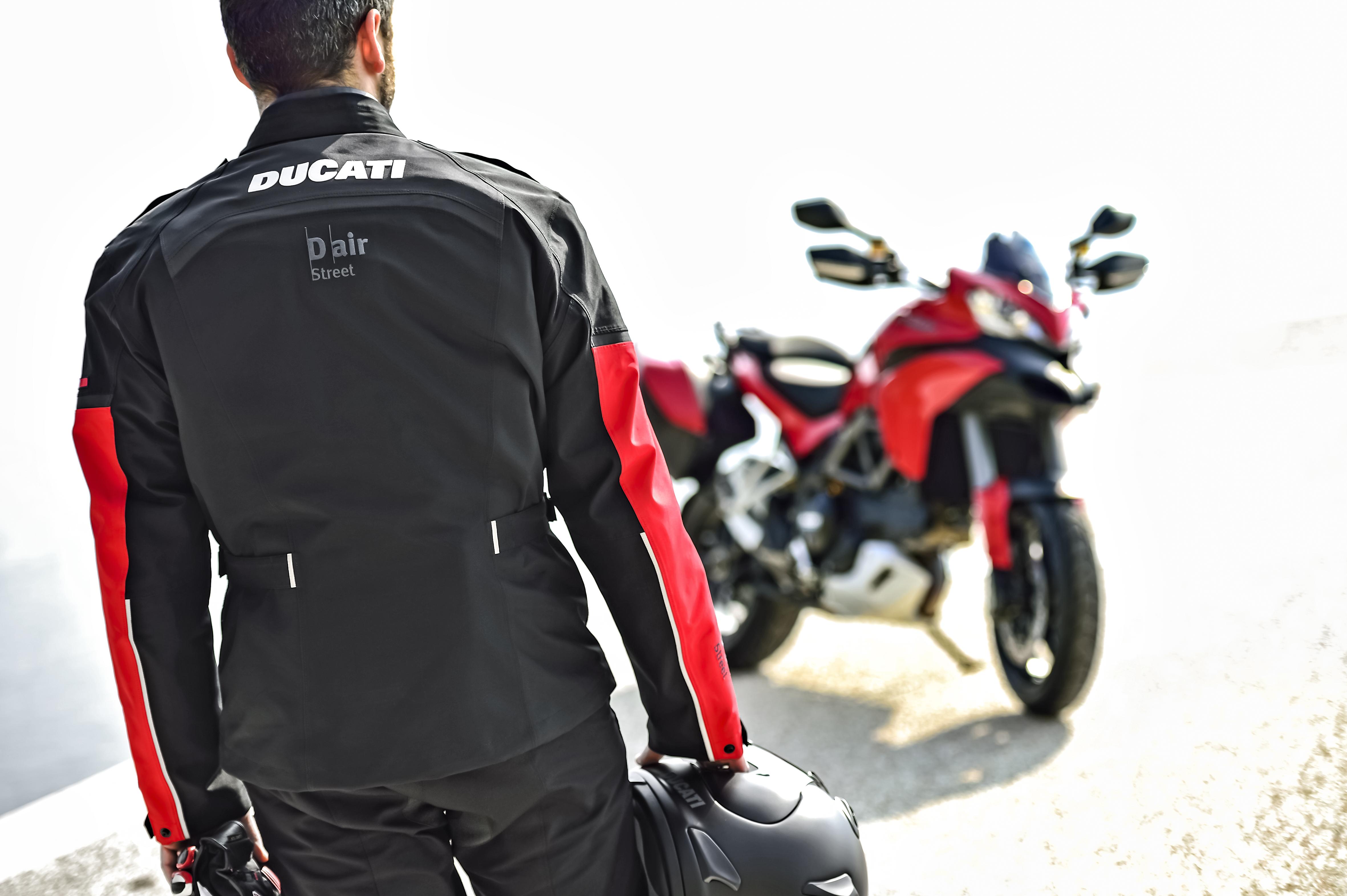 Ducati Multistrada 1200 S Touring D|air