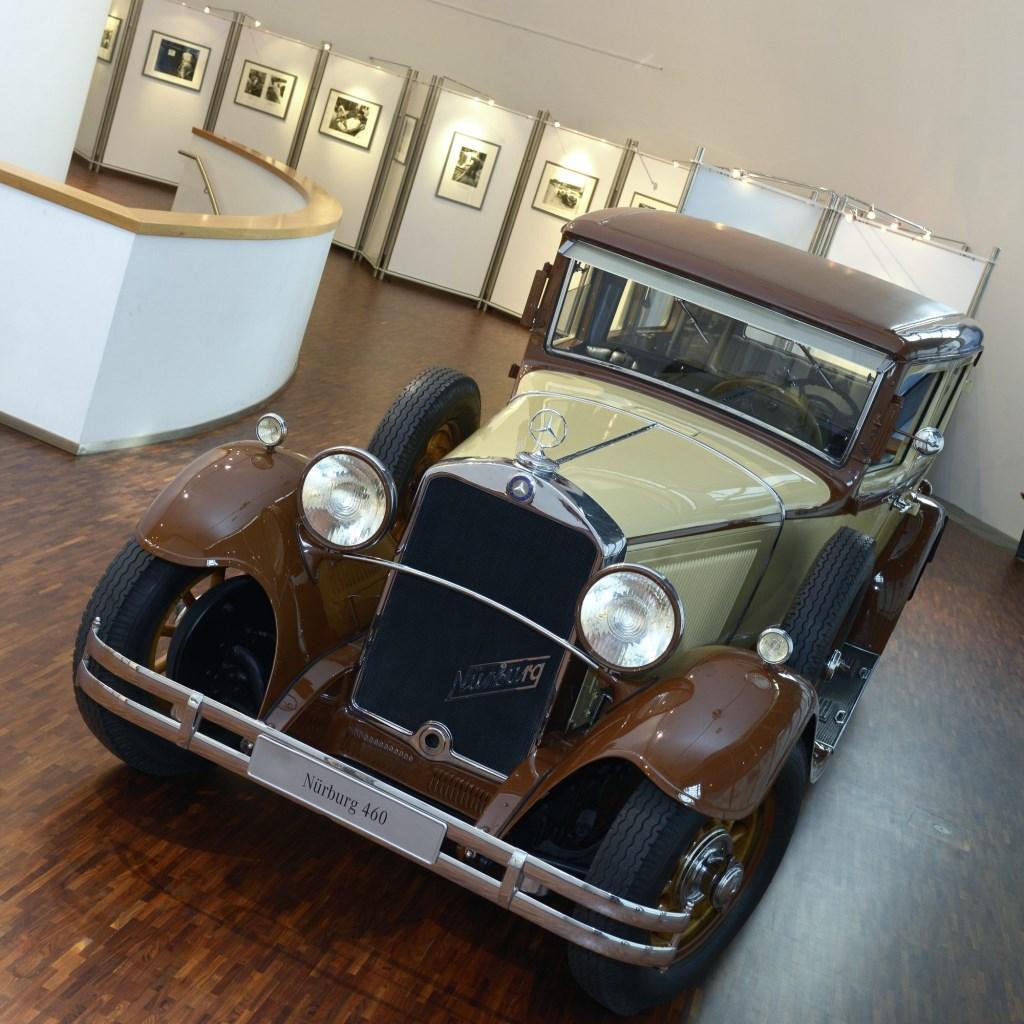 'Speed and Spirit' al Mercedes-Benz Center di Milano