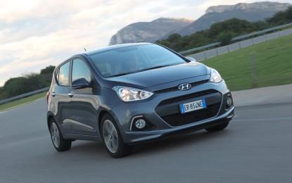 Nuova i10 e ix35 consolidano la crescita Hyundai in Europa