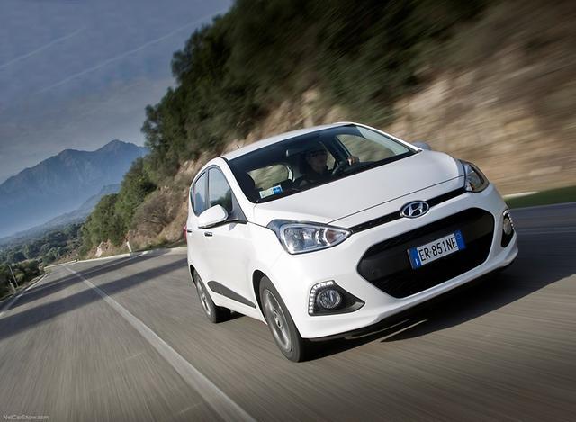 Hyundai i-Plus, il finanziamento per tutti