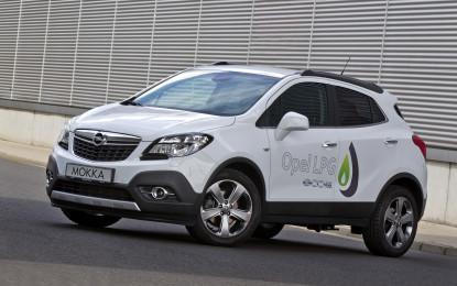 Opel Mokka 1.4 Turbo GPL Tech
