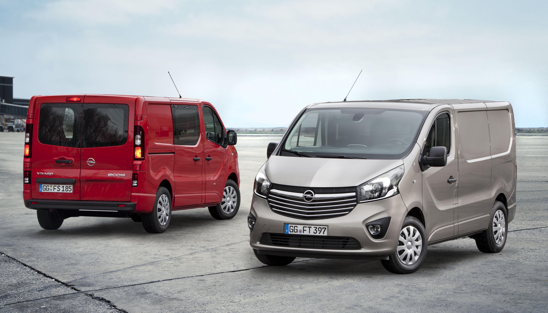 Nuovo Opel Vivaro: funzionalità e design