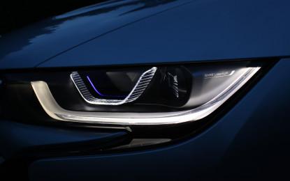 BMW e il design delle luci