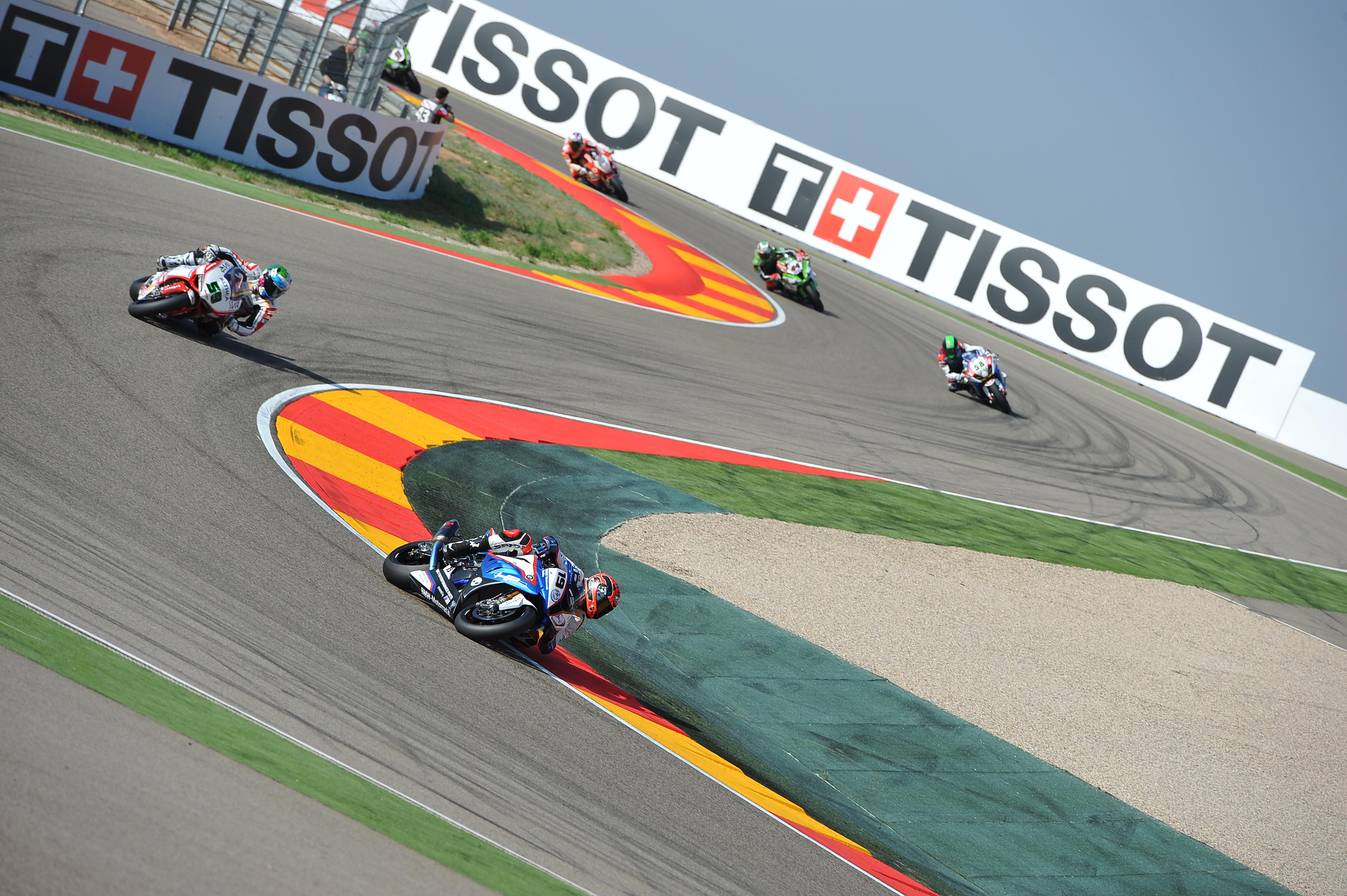 SBK: 1° e 3° posto per il BMW Motorrad Italia Team