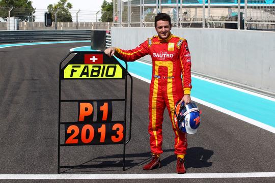 Inizia in Bahrain la sfida di Sparco in GP2