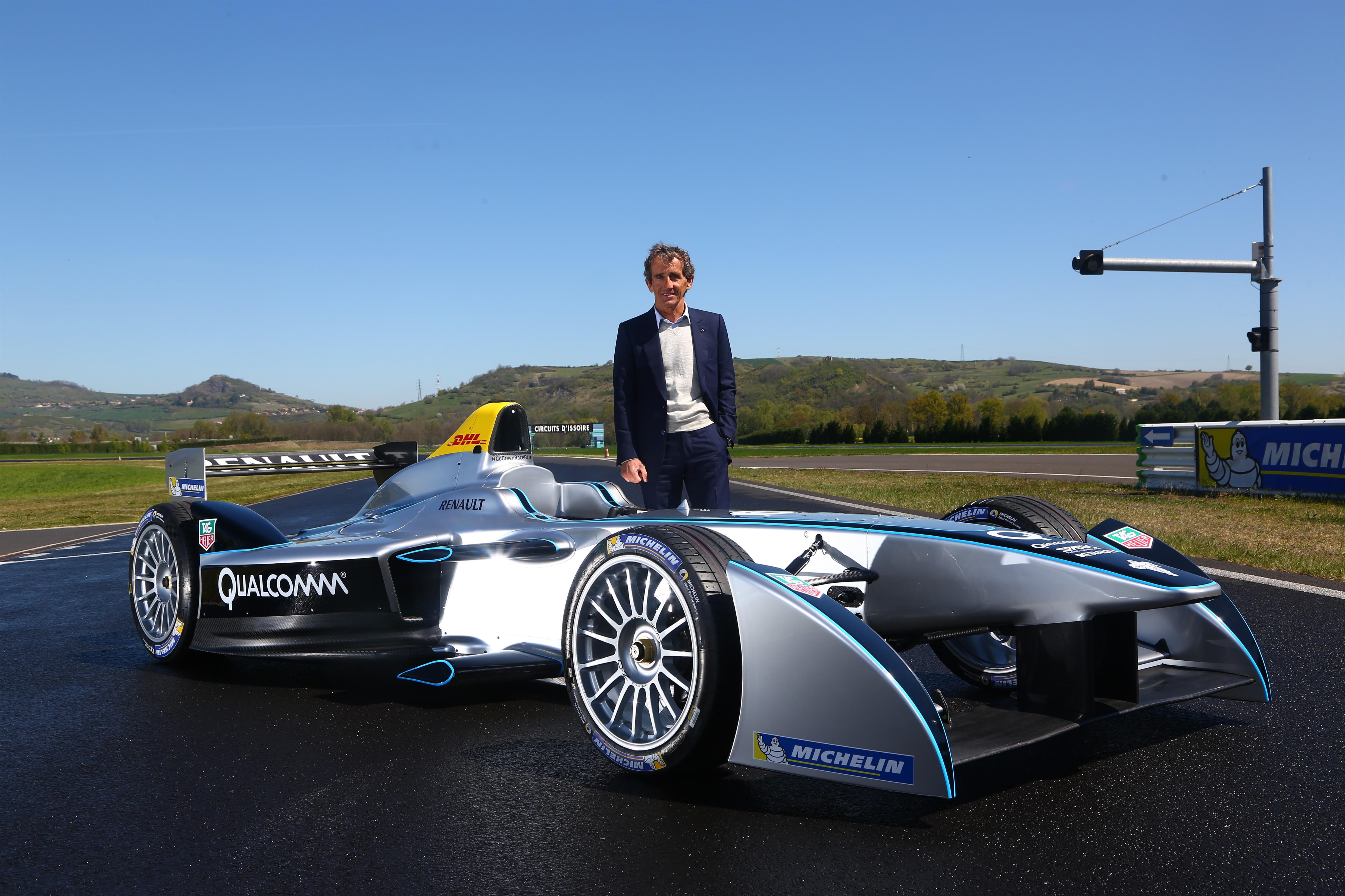 La Formula E in pista con Renault