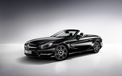 Mercedes-Benz SL 400: ritorno con una marcia in più