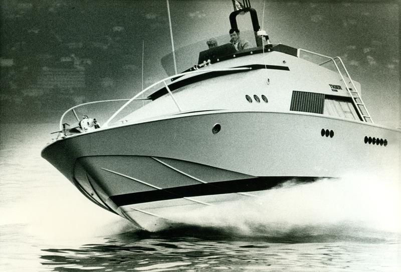 Paolo Caliari, la storia dello yacht design