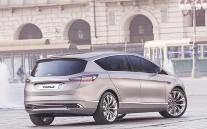 Ford presenta la nuova S-MAX Vignale Concept